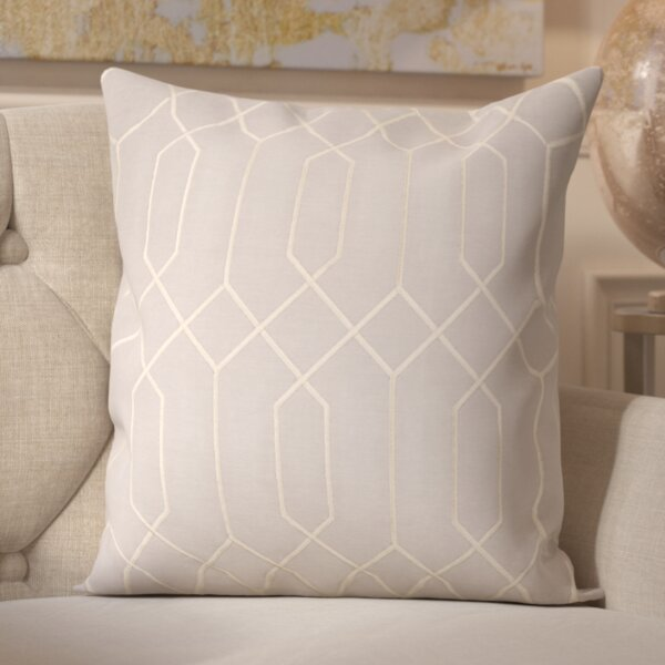 Sheller 100% Linen Throw Pillow Cover by Willa Arlo Interiors
